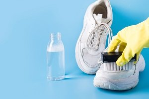 Cleaning Sneakers
