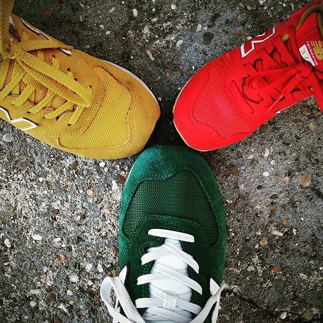 Tennis Shoe Colors